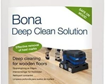 Bona deep clean solution - Nettoyant concentré